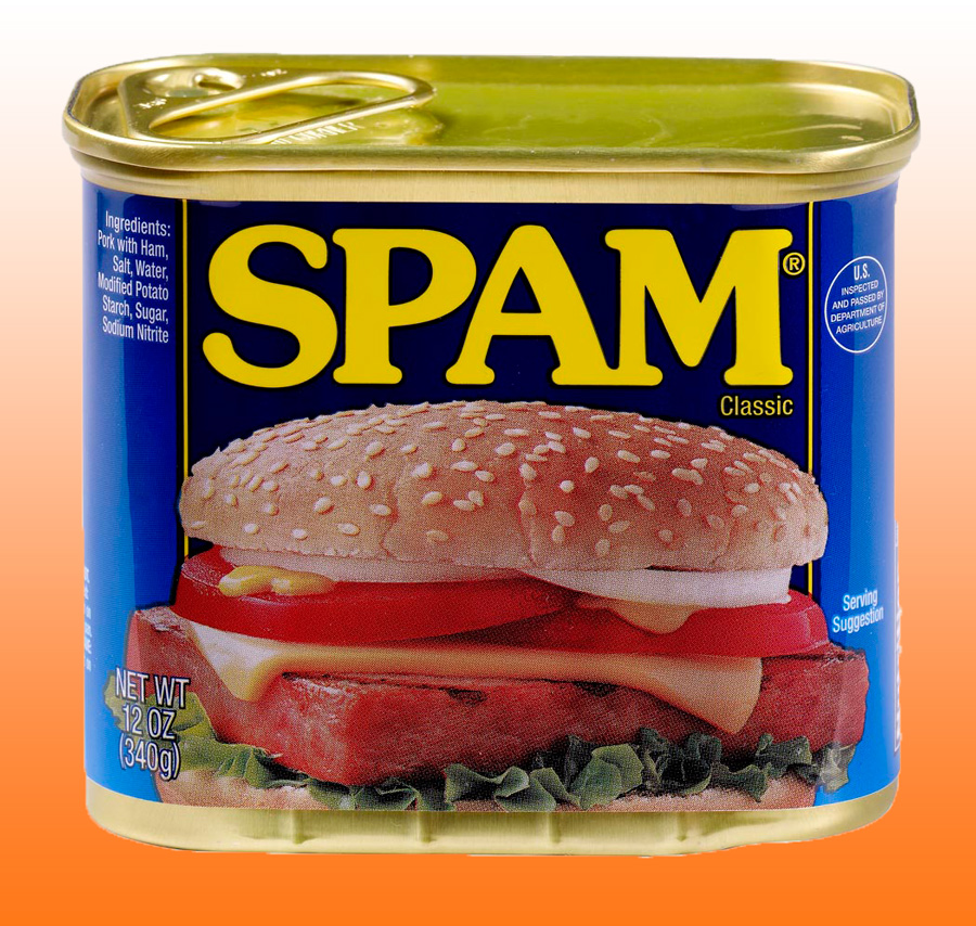 More spam for you inbox